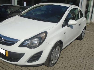 usado Opel Corsa 1.3 CDTI 75CV VAN