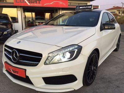 usado Mercedes A200 cdi AMG Edition GPS Bi XENON Garantia até 5anos Garantia