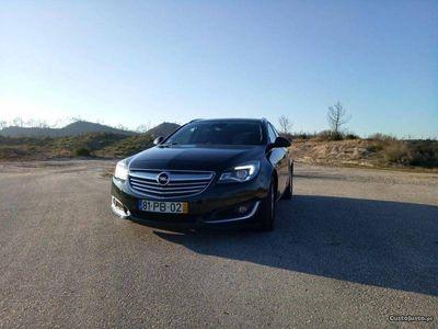 brugt Opel Insignia 2.0 cdti 140cv
