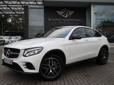 usado Mercedes GLC250 d COUPE AMG 4MATIC