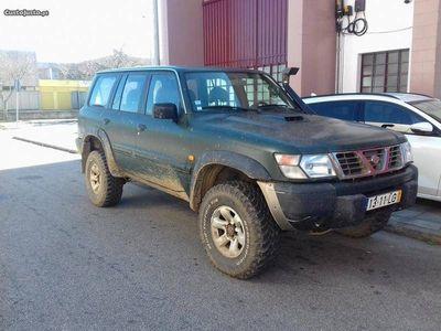 brugt Nissan Patrol GR
