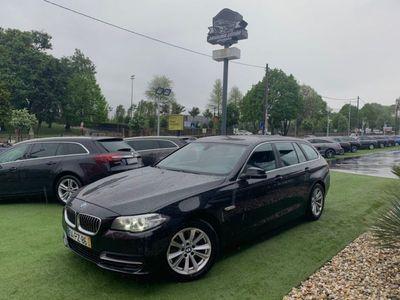 gebraucht BMW 520 Gps Pele Nacional 1Dono