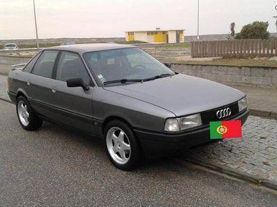 usado Audi 80 1.6 turbo diesel -