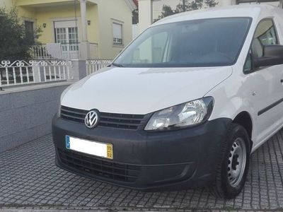 usado VW Caddy 1.6 BLUEMOTION