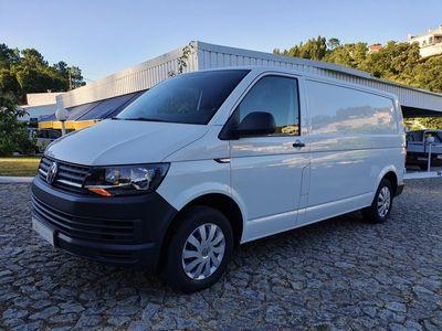 usado VW Transporter T6 2.0 TDI BlueMotion Longo Extra