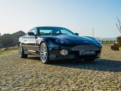 usado Aston Martin DB7 Vantage V12