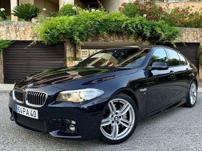 usado BMW 525 d Pack M Auto