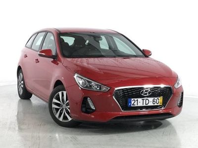 usado Hyundai i30 - UsadoSW 1.6 CRDi Blue Co+Navi DCT