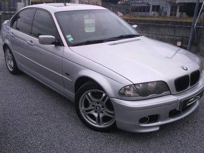 usado BMW 320 pak M -