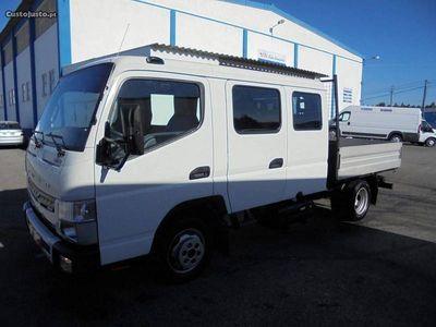 usado Mitsubishi Canter 3C13 D Tripla