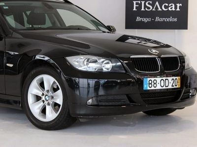 usado BMW 320 D Touring Navigation