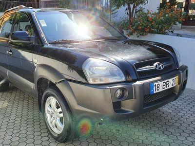 usado Hyundai Tucson 2.0 CRDi Style 2WD