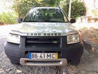 usado Land Rover Freelander 2.0 TD 5 portas