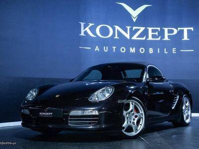 gebraucht Porsche Boxster 3.2 S