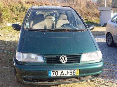 gebraucht VW Sharan 1.9TDI