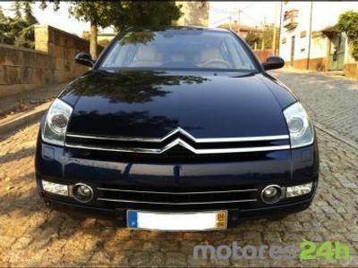 brugt Citroën C6 2.7 V6 HDI Exclusive Nacional