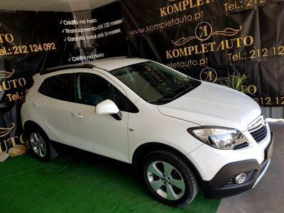 usado Opel Mokka 1.6 CDTI Innovation 136cv GPS S/S