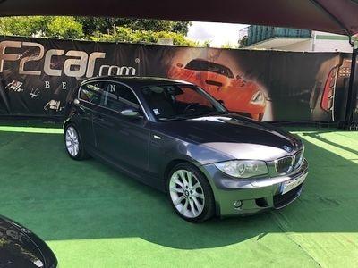 brugt BMW 123 D 204CV GPS