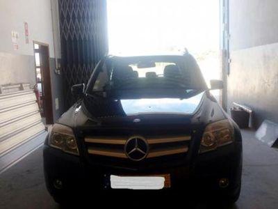 usado Mercedes GLK220 ClasseCDi 4-Matic BlueEfficiency