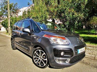 usado Citroën C3 Picasso 1.6 HDi EXCLUSIVE AIRDREAM