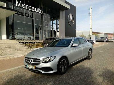 usado Mercedes E220 Classe Eavantgarde