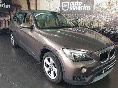 brugt BMW X1 20d ED SDRIVE LCI 163CV NACIONAL