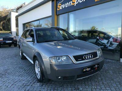 usado Audi A6 Allroad 2.5 TDI Avant