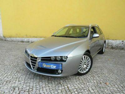 usado Alfa Romeo 159 Sportwagon 1.9 JTD-m