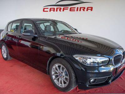 usado BMW 116 D Sport Automático navegação