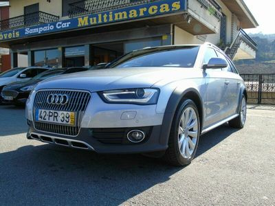 usado Audi A4 Allroad 2.0 TDI 190cv Quattro S-Tronic