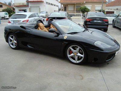 usado Ferrari 360 MODENA SPIDER F1 NACIONAL