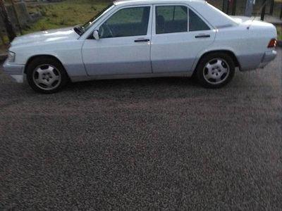 brugt Mercedes 190 190 D 2.5D