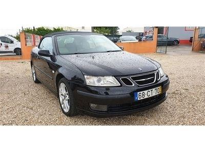 usado Saab 9-3 Cabriolet 1.9 TiD Vector (150cv) (2p)