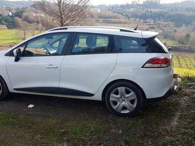 usado Renault Clio Carrinha 1.5dci 90cv