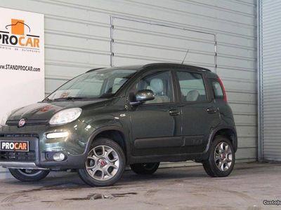 gebraucht Fiat Panda 4x4 1.3 16V Multijet