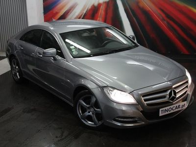 usado Mercedes CLS250 CDI Auto Blueefficiency | GPS