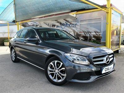 usado Mercedes C200 BlueTEC Fleet Pack