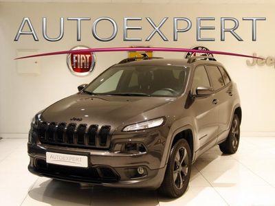 usado Jeep Cherokee New2.2 MJD 147kW (200CV) ED. ESP. NIGHT EAGLE 4x4 Active Drive I AUTO 9V Euro 6