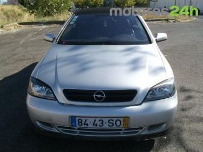 usado Opel Astra Cabriolet 1.6i Bertone