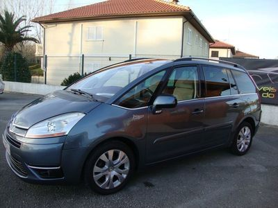 usado Citroën Grand C4 Picasso Exclusive