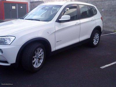 usado BMW X3 Xdrive 2.0