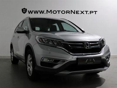 usado Honda CR-V 1.6 I-DTEC Elegance