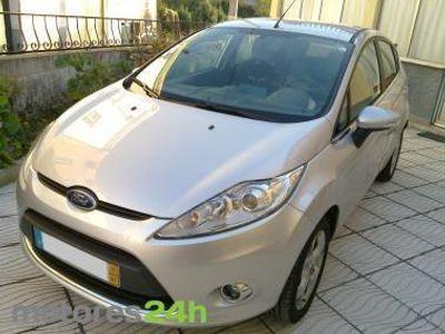 usado Ford Fiesta 1.25 Titanium