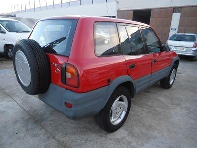 usado Toyota RAV4 SPORT +GPL