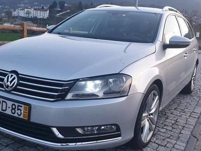 brugt VW Passat 2.0 tdi 170 cv