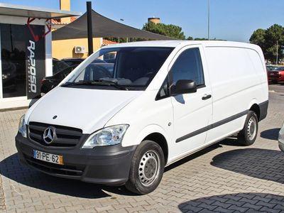 usado Mercedes Vito 110 CDi/32 Worker