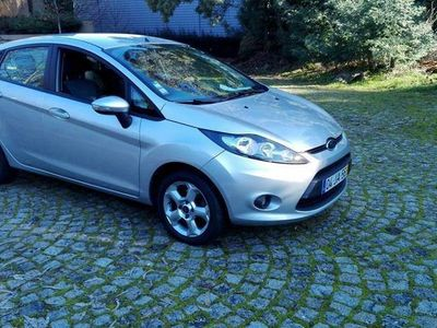 usado Ford Fiesta Titanium 1.4 TDCi -