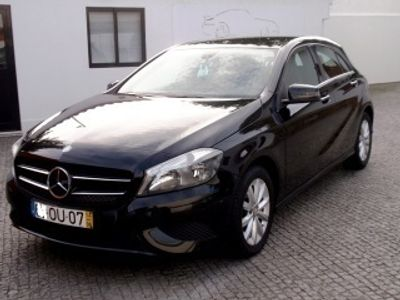 usado Mercedes A180 ClasseCDI
