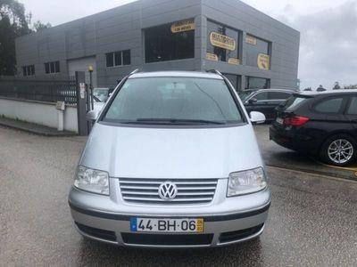 used VW Sharan 1.9 TDI 130 CV