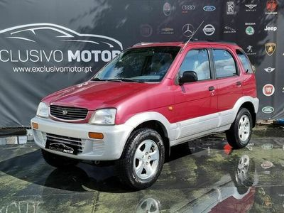 usado Daihatsu Terios 1.3 4WD